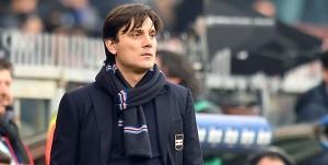 Genova, 24/01/2016 Serie A/Sampdoria-Napoli Vincenzo Montella (allenatore Sampdoria)