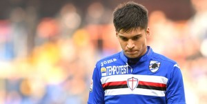 Genova, 24/01/2016 Serie A/Sampdoria-Napoli Carlos Joaquin Correa