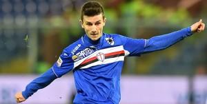 Genova, 03/02/2016 Serie A/Sampdoria-Torino David Ivan