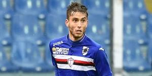 Genova, 28/02/2016 Serie A/Sampdoria-Frosinone Ricardo Gabriel Alvarez