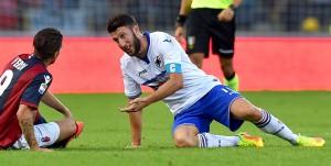 Bologna, 21/09/2016 Serie A/Bologna-Sampdoria Simone Verdi-Vasco Regini