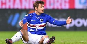 Genova, 10/12/2016 Serie A/Sampdoria-Lazio Karol Linetty