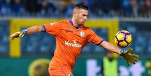 Genova, 10/12/2016 Serie A/Sampdoria-Lazio Christian Puggioni