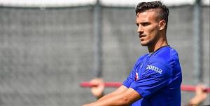 Temù (Brescia), 11/07/2017 Sampdoria/Ritiro 2017-18 - Allenamento Temù Valerio Verre