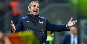 Milano, 24/10/2017 Serie A/Inter-Sampdoria Marco Giampaolo (allenatore Sampdoria)