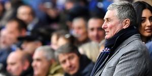 Genova, 30/12/2017 Serie A/Sampdoria-Spal Daniele Prade (responsabile area tecnica Sampdoria)