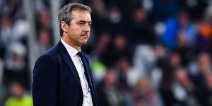 Torino, 15/04/2018 Serie A/Juventus-Sampdoria Marco Giampaolo (allenatore Sampdoria)